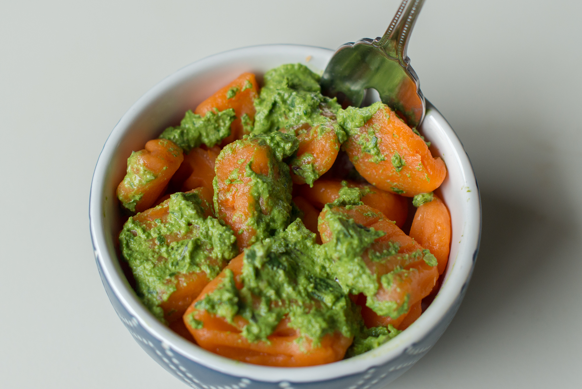 Sweet Potato Gnocchi (gluten free, dairy free)