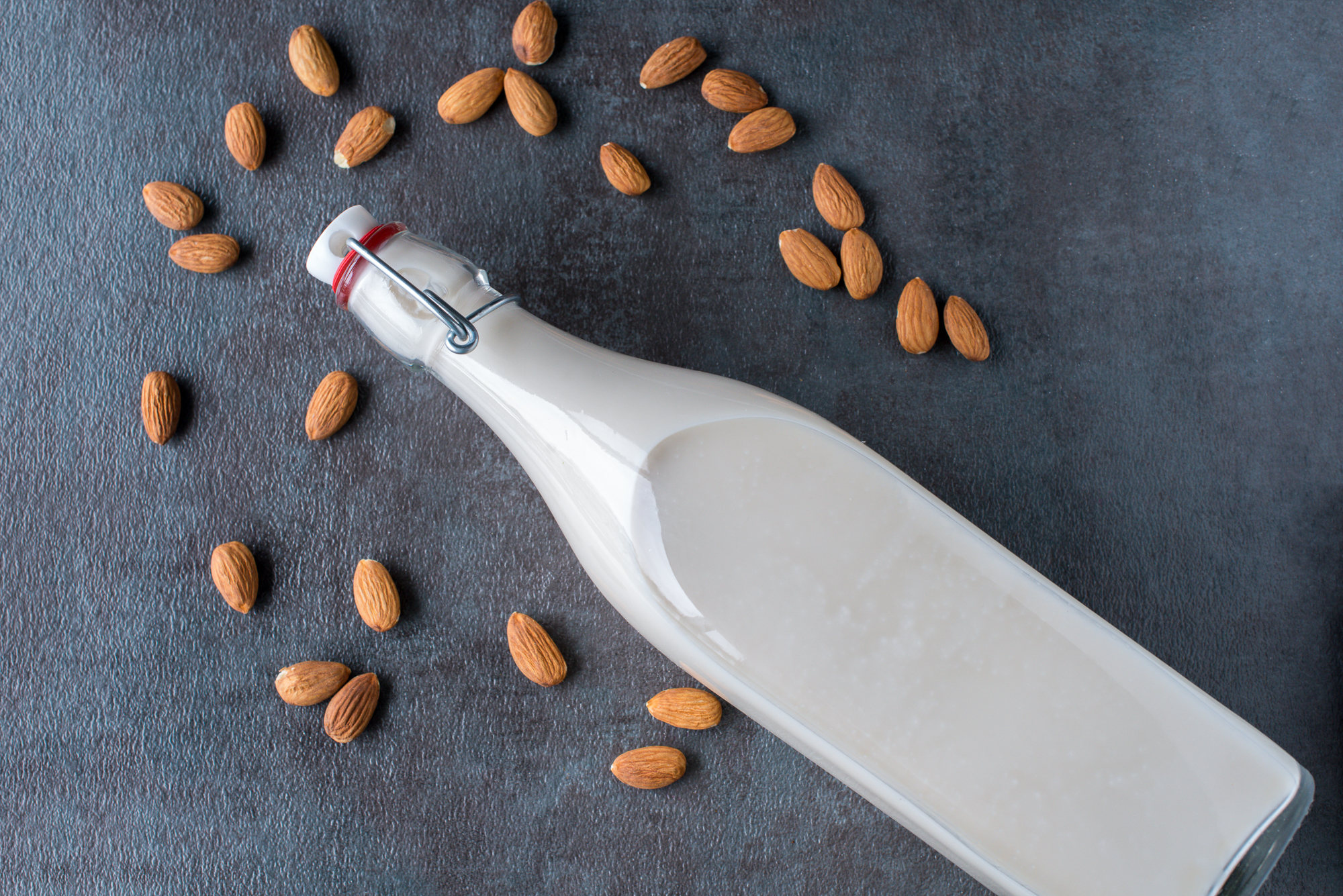 Homemade Almond Milk (Dairy Free, Gluten Free)