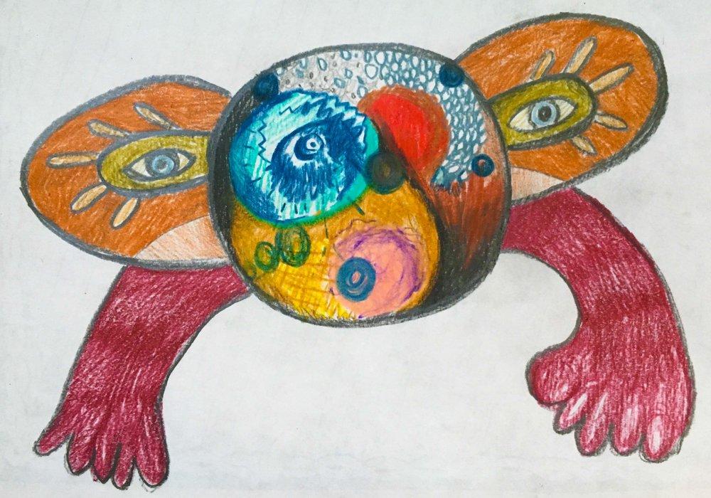 julia hahn, 35 trips 'round the sun, eugene, or, usa