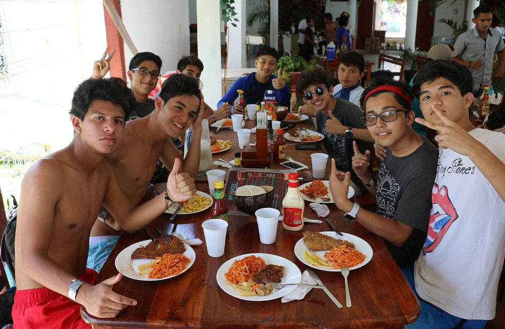 Comida y restaurantes Bacalar