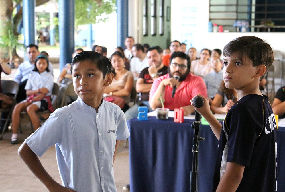 participantes en Blas Pascal