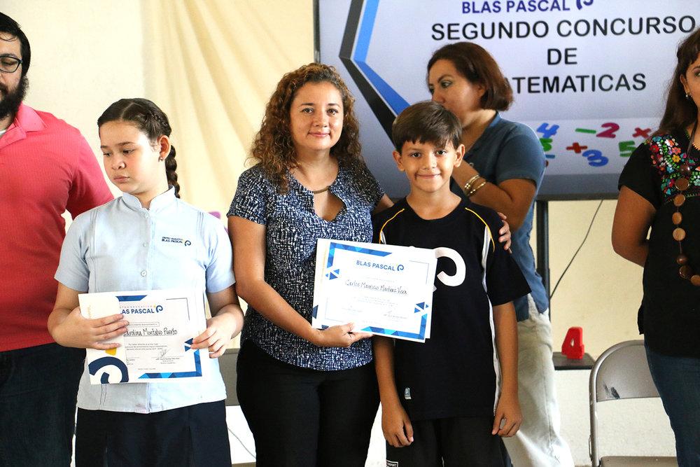 2do. Concurso de Matemáticas