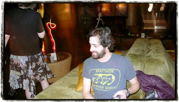 Ronnie at Joe's Pub, 2009