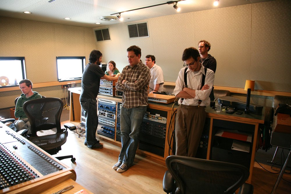Mixing  Arrows  with Neil Strauch, Engine Studios