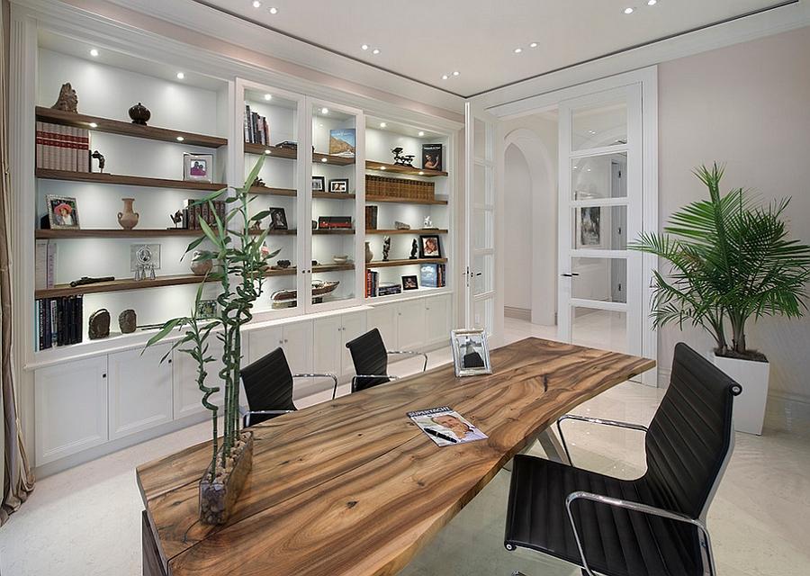 Cool Custom Home Office Design Ideas With Custom