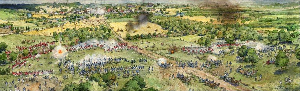 Battle of Bladensburg NPS