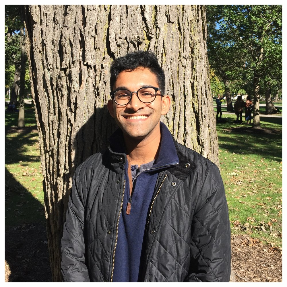 Chery Cherian - Research TechnicianB.A. The University of Chicago