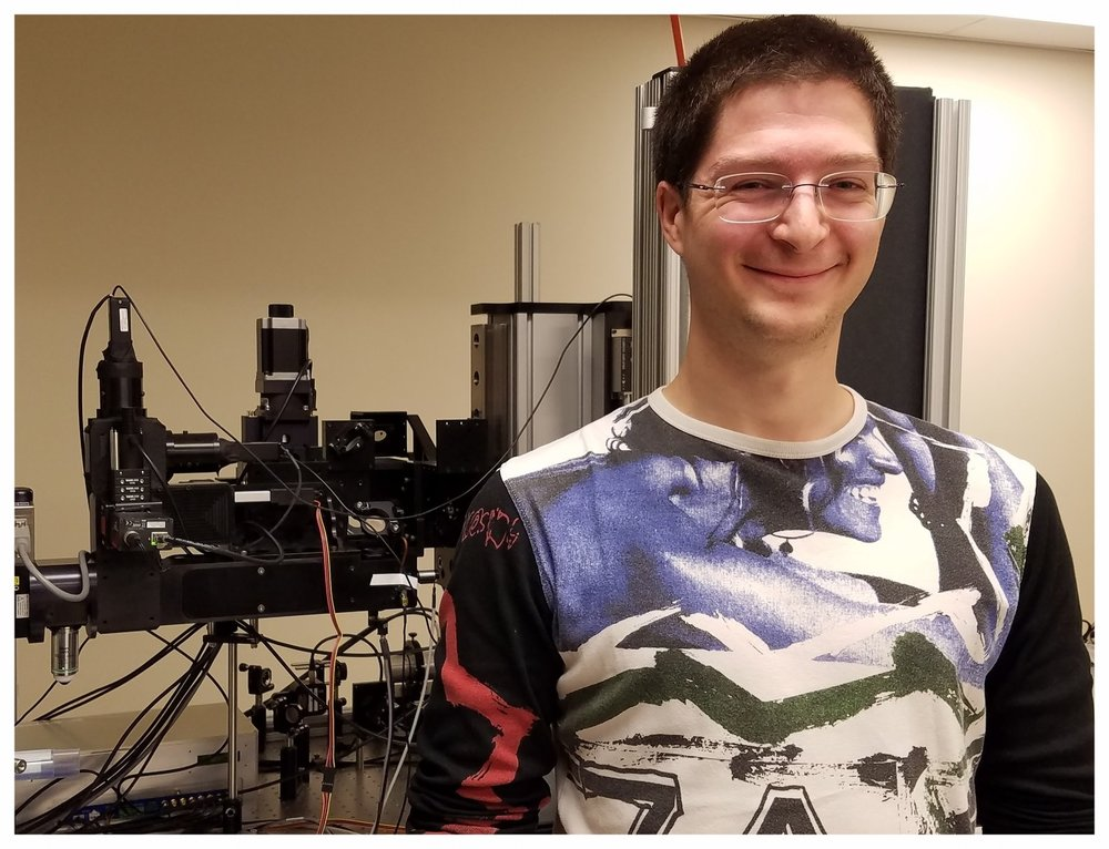 Antoine Madar,Ph.D. - PostdocPh. D. University of Wisconsin