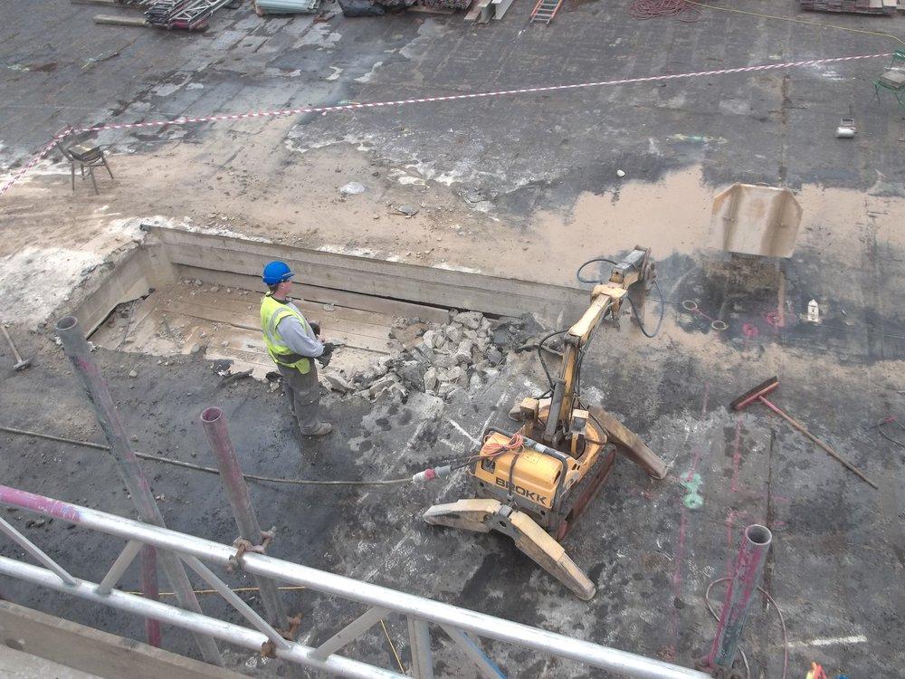Shepherds Bush Road - Breaking out new core.jpg