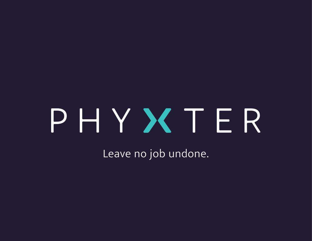 Phyxter logo-tagline-purple background-RGB.jpg