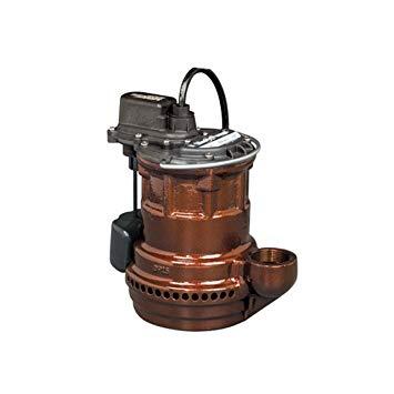"""Liberty Pumps Sump Pump    $132.00   · 1/4 hp.  · 1.5"""" Discharge  · Automatic float  · 115v"""