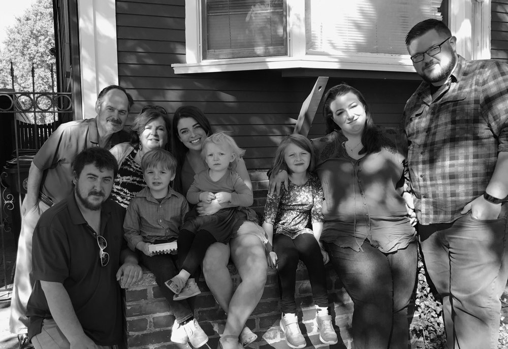 Family B and W.jpg