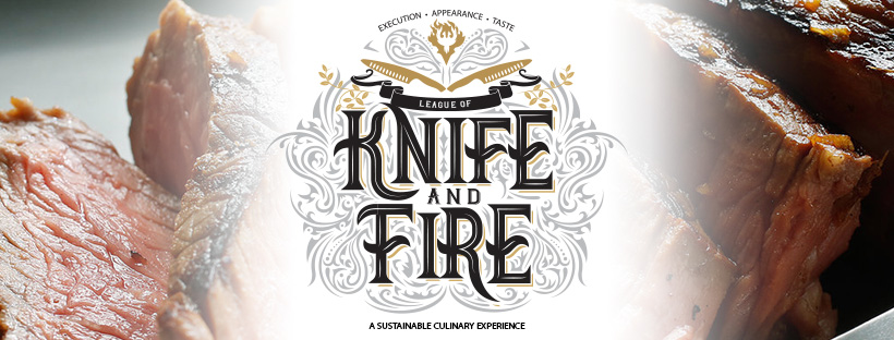 LEAGUE OF KNIFE AND FIRE