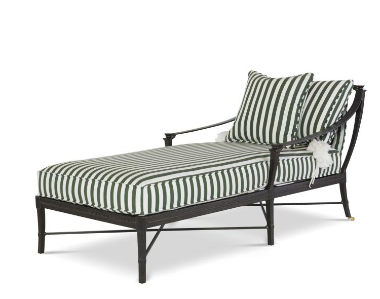 Andalusia Outdoor Chaise