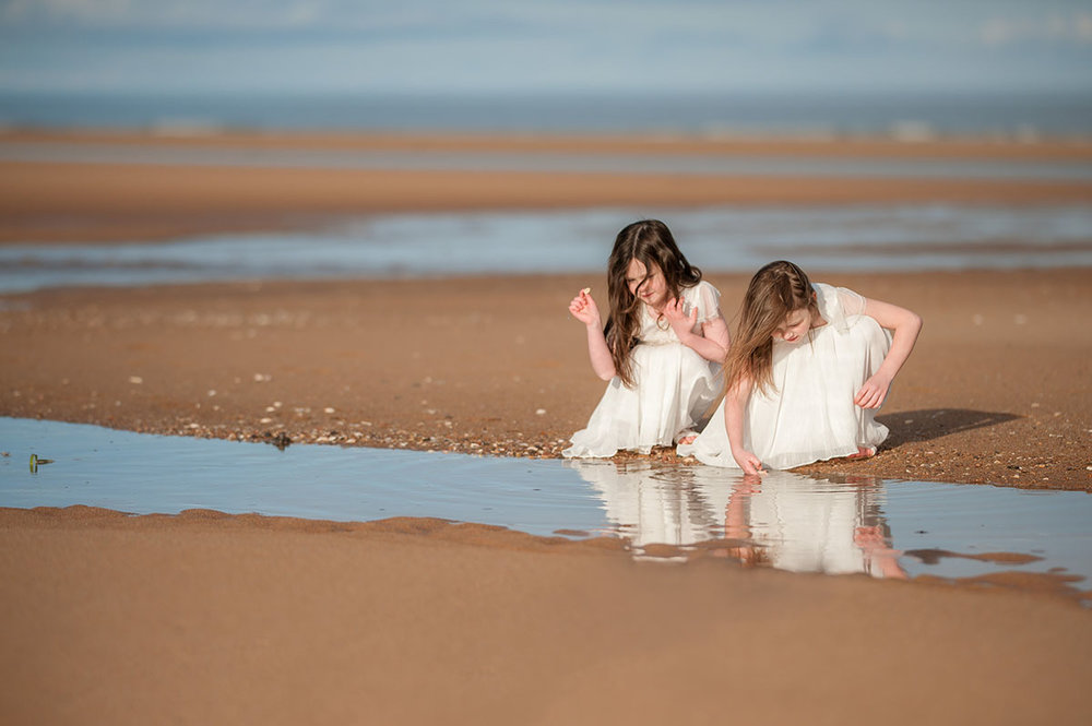 Sisters playing on Angus beach.jpg