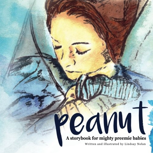 peanut preemie childrens book