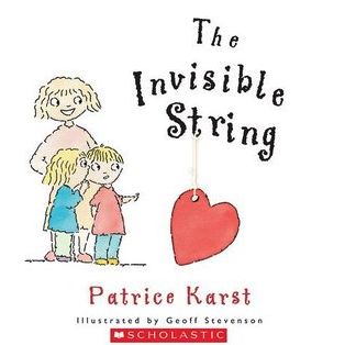 invisible string childrens book for nicu siblings