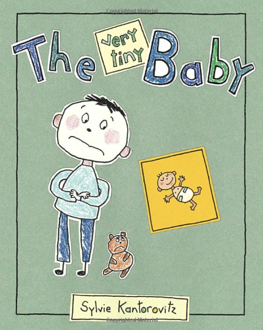 very tiny baby childrens book for nicu siblings