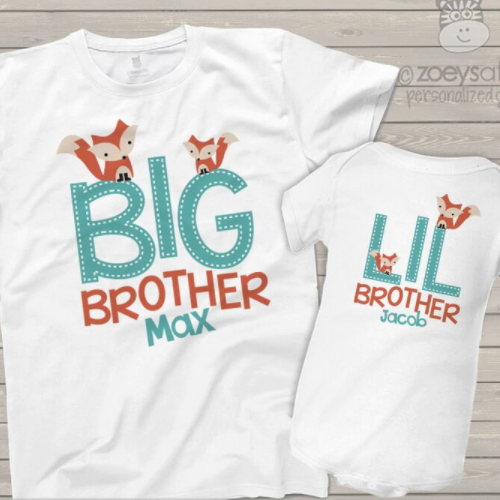 custom sibling tshirts for nicu preemies