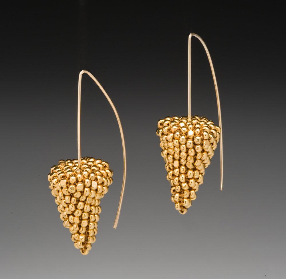gold cone earrings.jpg