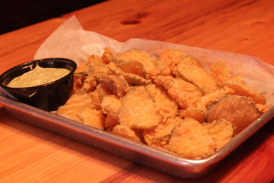 Fried pickles in vicksburg