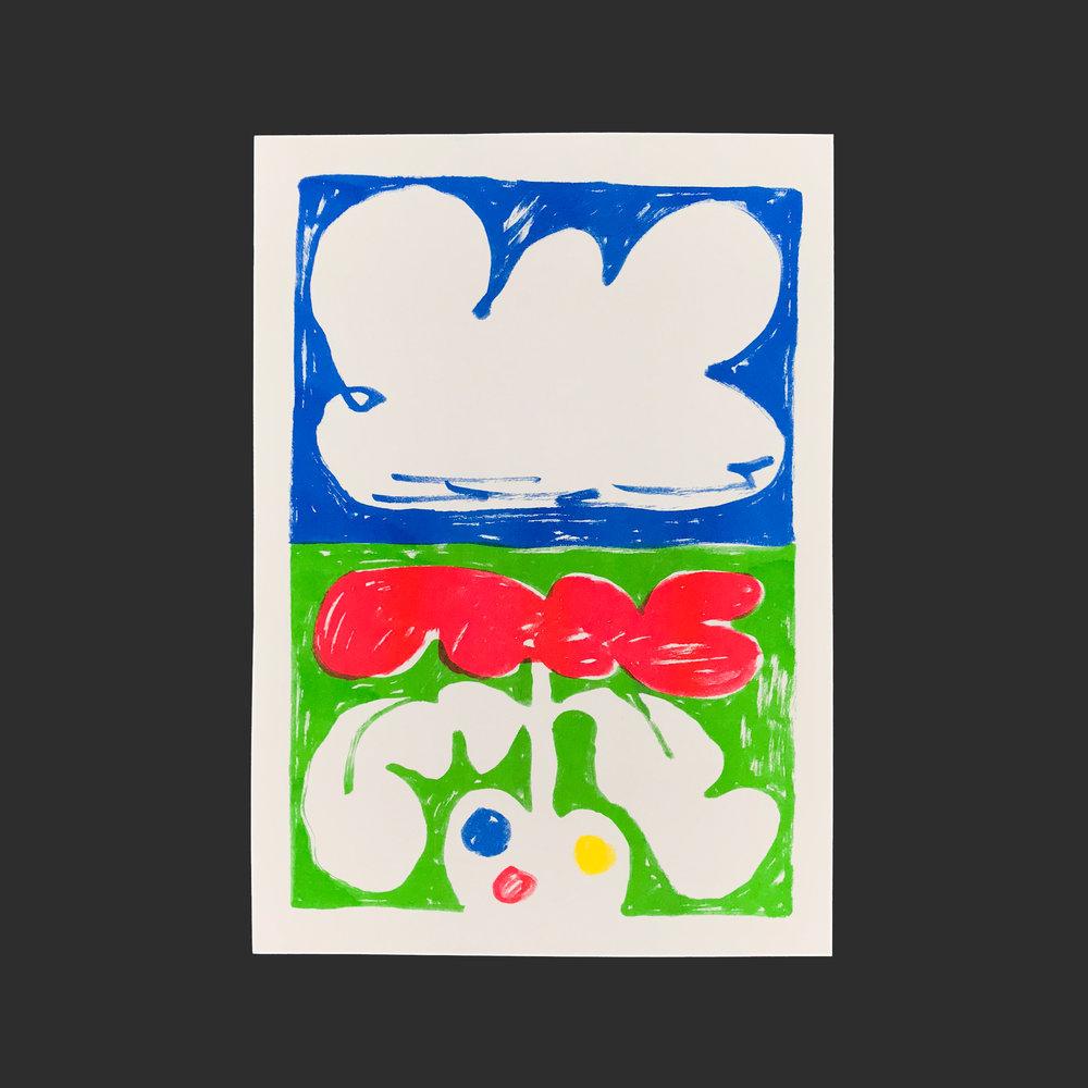 Jordi-Van-Den-Nieuwendijk-Print - Cloud With Flower In Vase.jpg