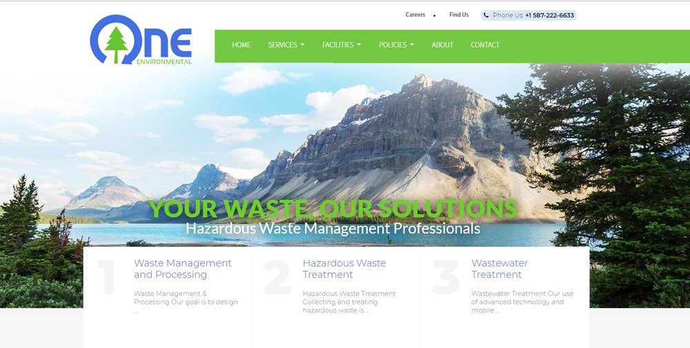 One Environmental - industrial cleaning service
