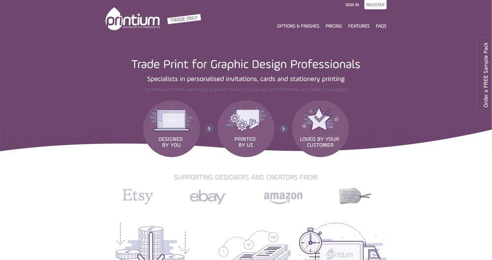 Printium - trade print specialists
