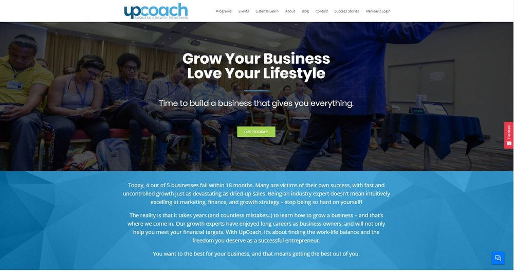 UpCoach - business coaching experts