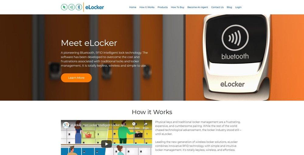 eLocker - locker technology company