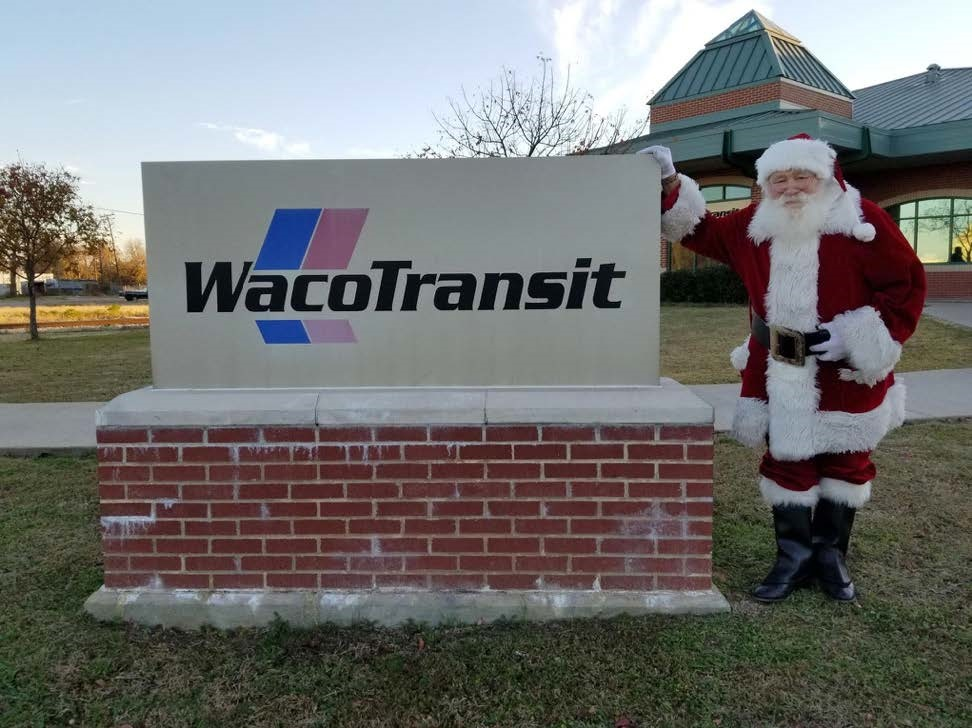 Holidays at Waco Transit System