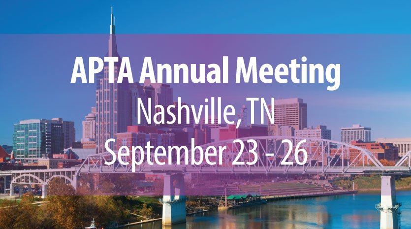 23 September 2018   APTA 2018 Annual Meeting, Music City Center, Nashville, TN