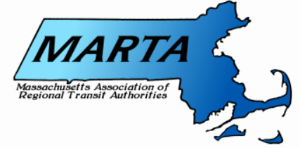 23 September 2018   Massachusetts Association of Regional Transit Authorities (MARTA) - South Yarmouth, MA