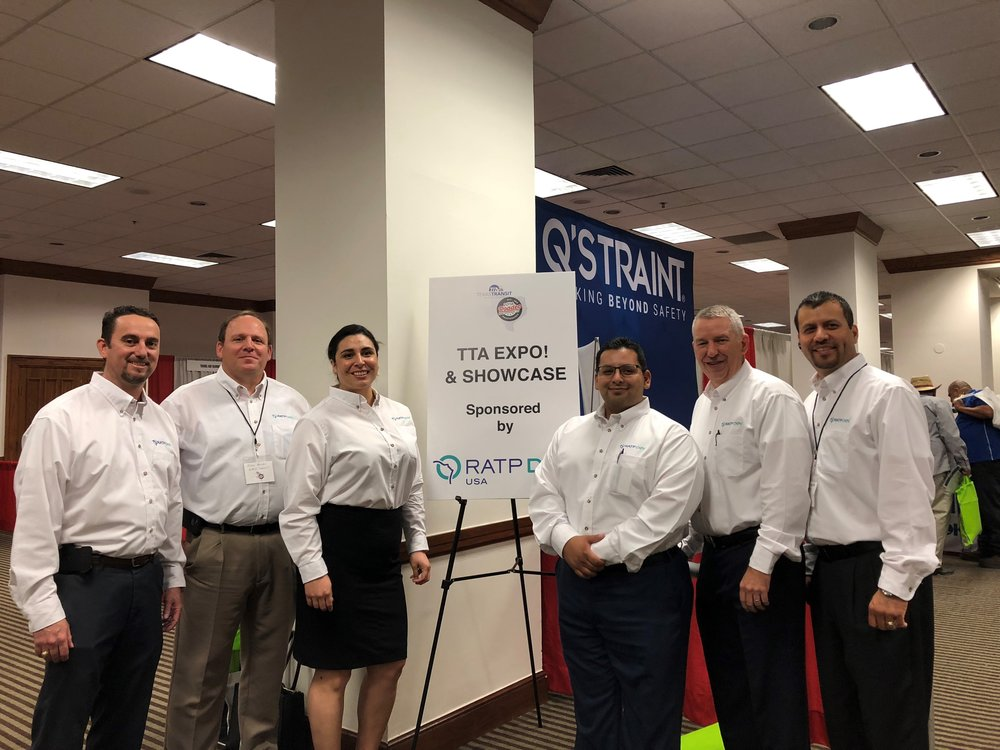 Copy of Texas Transit Association's Showcase, Roadeo & Expo