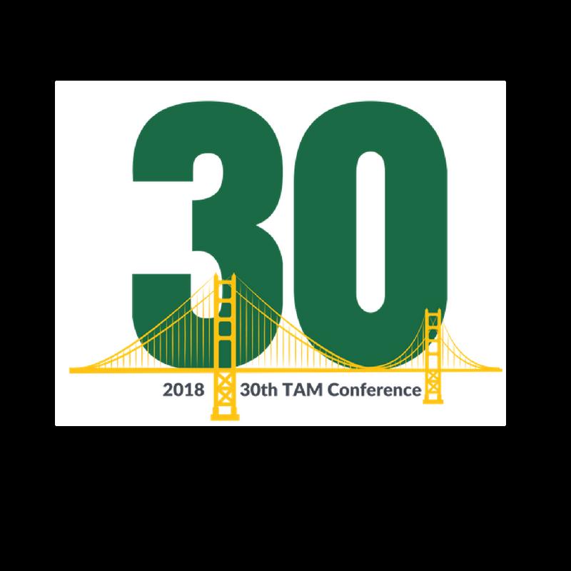 23 October 2018   2018 - 30th TAM Conference Transportation Association of Maryland, Inc. , Chesapeake Bay Beach Club, Stevensville, MD