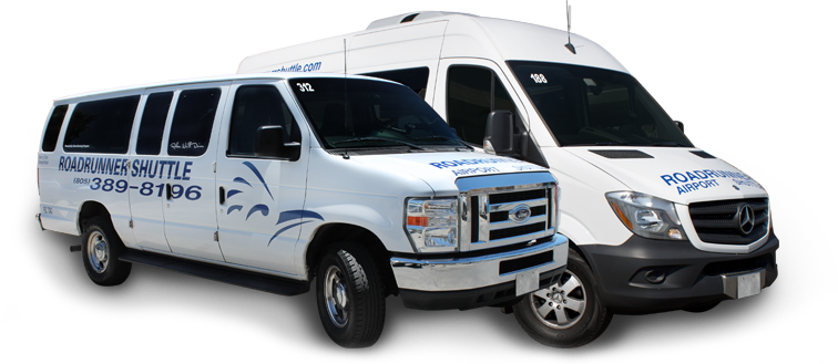 Book your ride at Roadrunner Shuttle