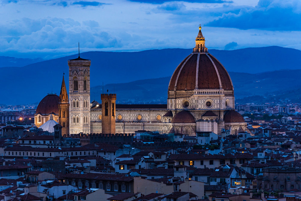 Majestic Duomo
