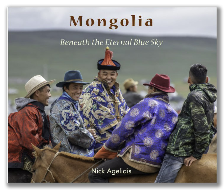 Click on the image to view My latest book on mongolia with over 200 pages and 250 full color images. a signed copy can be purchased for $39.99 by contacting me here -