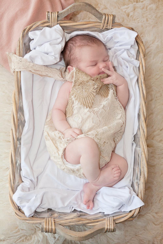 φωτογράφιση νεογέννητου