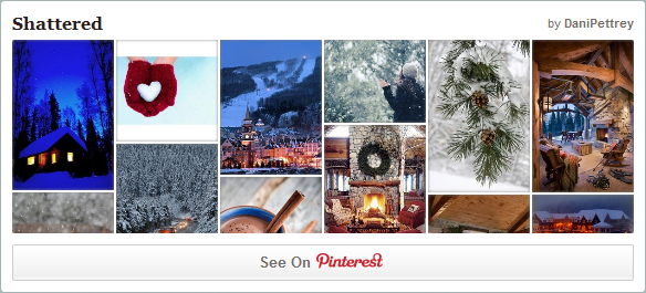 Visit the Shattered Pinterest Board!