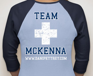 Team McKenna Jerseys