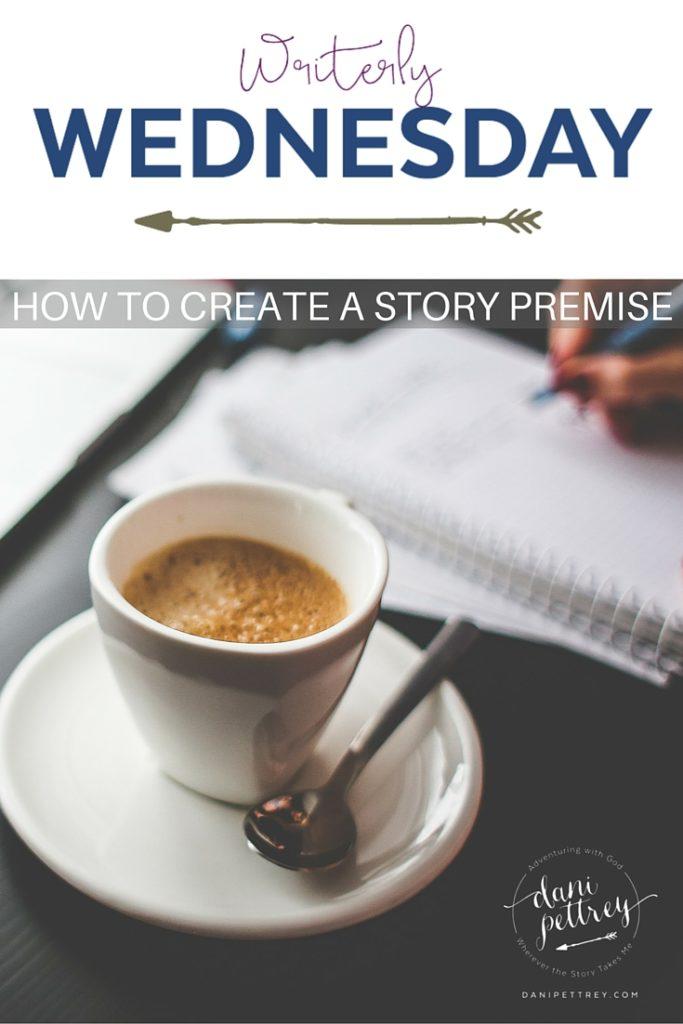 Create astory premise