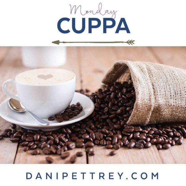 Dani Pettrey Monday Cuppa