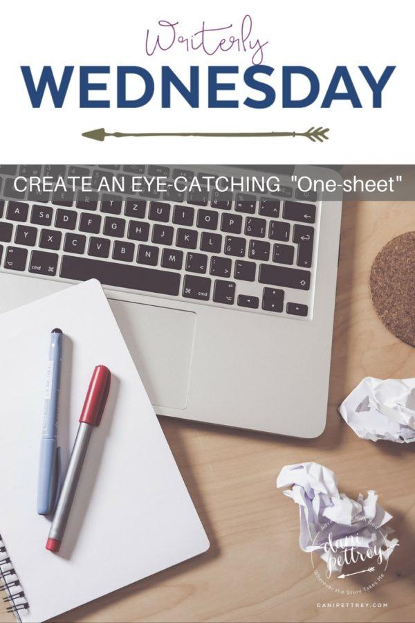Create an eyecatching One sheet