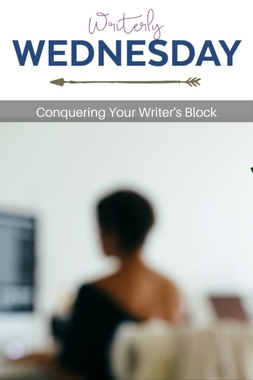 Conquering Your Writer's Block