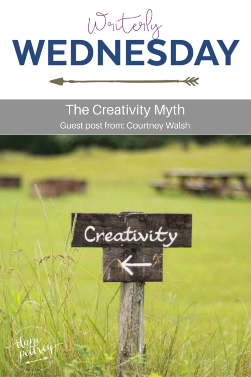 The Creativity Myth for Writers