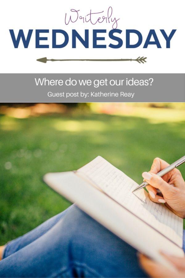 Where do we get our ideas?