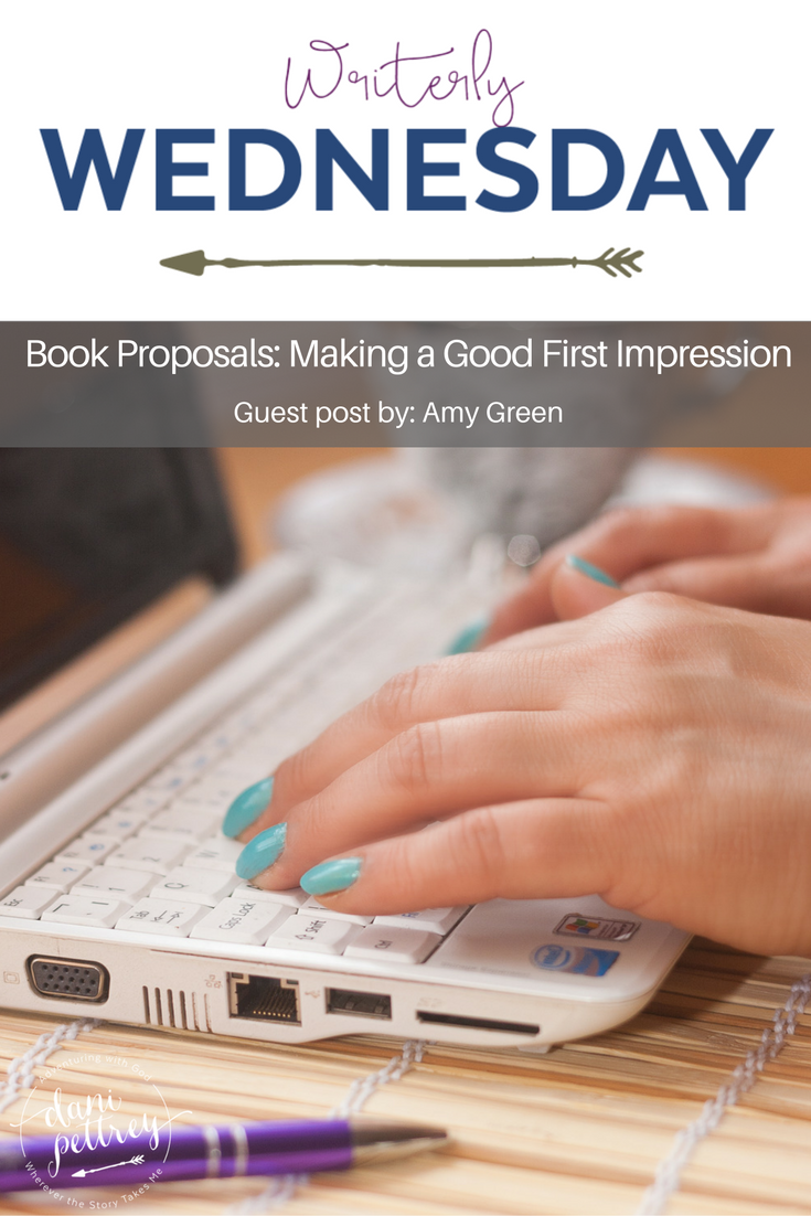 Book Proposals - Making a good first impression