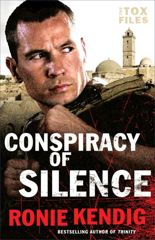 Conspiracy of Silence Cover