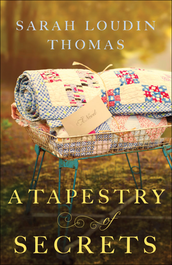 Tapestry of Secrets Giveaway